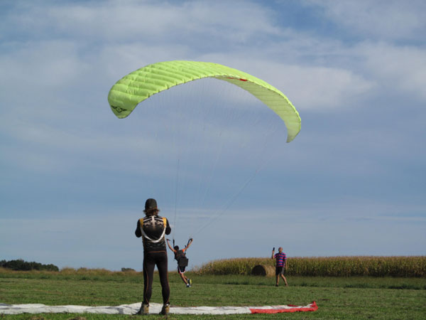 Paragliding Unlimited Mo
